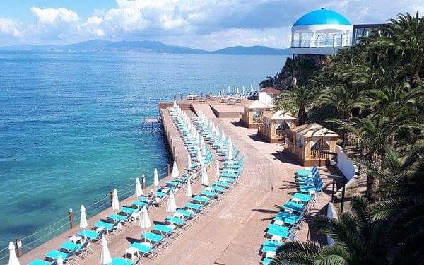 Hotel Infinity by Yelken Aquapark & Resorts, Kusadasi, Turecko, Kusadasi, letecky, ultra all inclusive5