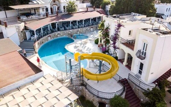 Hotel Club Paloma Family, Bodrum, Turecko, Bodrum, letecky, all inclusive4