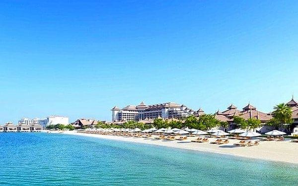 HOTEL ANANTARA THE PALM DUBAI, Dubai, Spojené arabské emiráty, Dubai, letecky, polopenze5