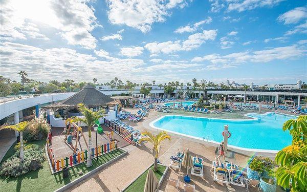 RELAXIA LANZASUR CLUB, Lanzarote, Kanárské ostrovy, Lanzarote, letecky, all inclusive4