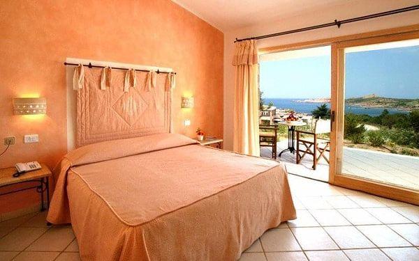 Marinedda Hotel Thalasso & Spa, Sardinie / Sardegna, Itálie, Sardinie / Sardegna, letecky, polopenze4