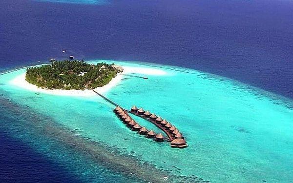 Maledivy - Atol Ari letecky na 9-13 dnů