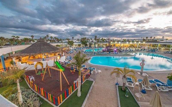 Španělsko - Lanzarote letecky na 8-15 dnů, all inclusive