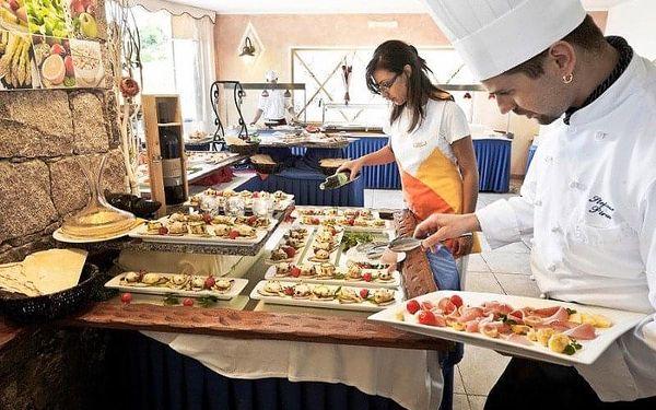 Marinedda Hotel Thalasso & Spa, Sardinie / Sardegna, Itálie, Sardinie / Sardegna, letecky, polopenze5