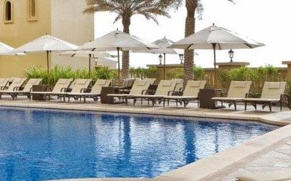 Hilton Dubai The Walk, Dubai, Spojené arabské emiráty, Dubai, letecky, snídaně v ceně2