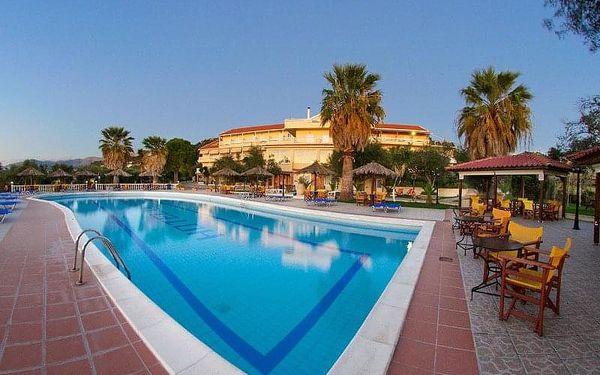 Řecko - Kefalonia letecky na 8 dnů, snídaně v ceně