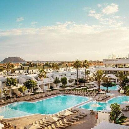 Španělsko - Fuerteventura letecky na 8-12 dnů, polopenze