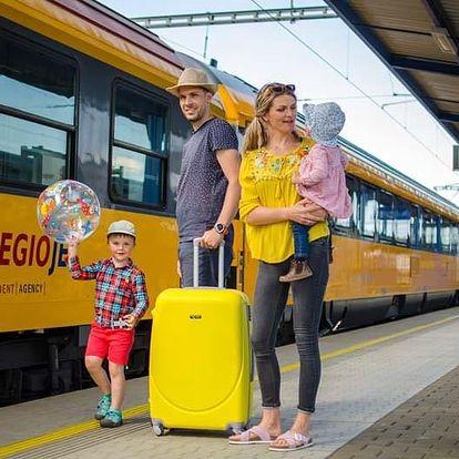 Chorvatsko - Pakoštane vlakem na 4 dny, plná penze