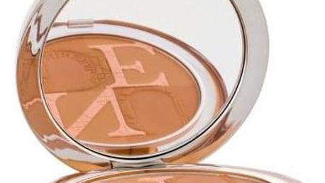 Christian Dior Diorskin Mineral Nude Bronze 10 g pudrový bronzer se zlatými minerály pro ženy 02 Soft Sunlight
