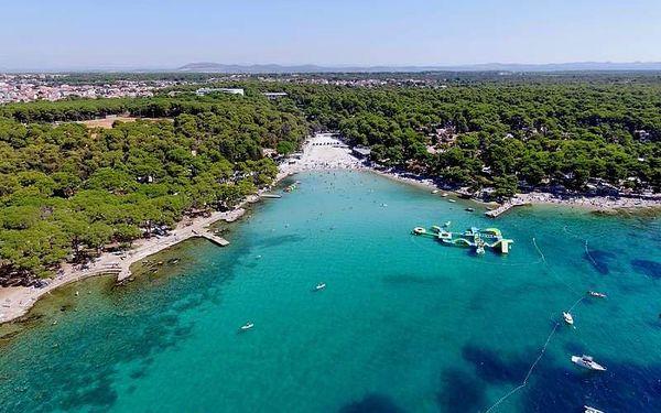 Chorvatsko - Biograd na Moru vlakem na 6 dnů