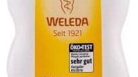 Weleda Baby Calendula Oil Fragrance Free 200 ml měsíčkový kojenecký olej pro děti