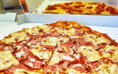 Maníkovo bistro východ: 2 pizzy dle výběru z 28 druhů
