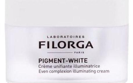 Filorga Pigment-White Even Complexion Illuminating Cream 50 ml rozjasňující pleťový krém proti pigmentovým skvrnám tester pro ženy