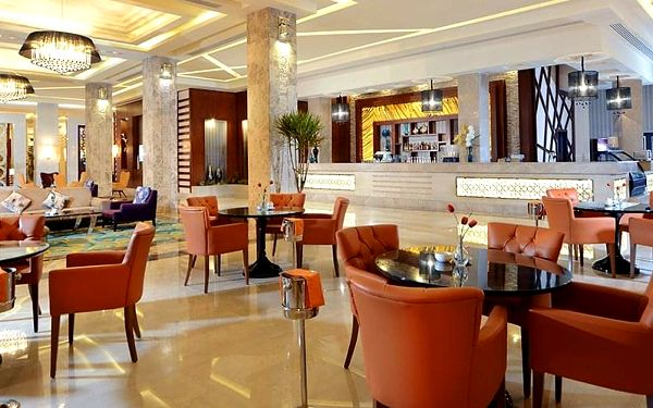 Hotel White Beach Resort, Hurghada, letecky, all inclusive2