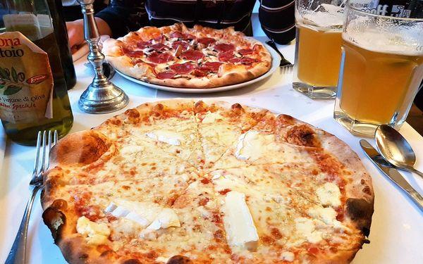 1 pizza podle výběru2