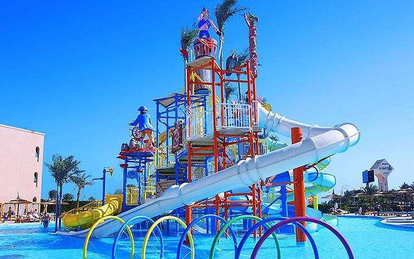 Hotel Aqua Blu Resort, Sharm El Sheikh, letecky, all inclusive3