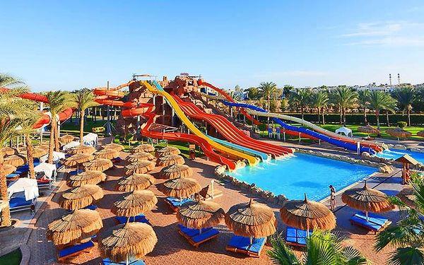 Hotel Aqua Blu Resort, Sharm El Sheikh, letecky, all inclusive5