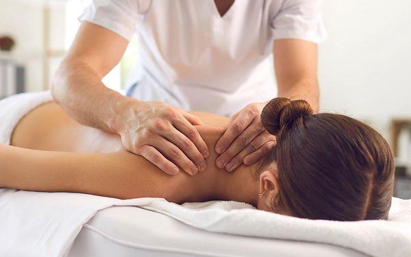 Klasická masáž zad a šíje (40 min.)2
