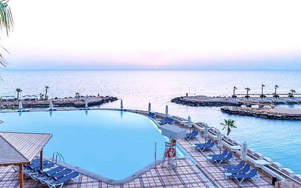 Hotel Albatros Citadel Resort, Hurghada, letecky, all inclusive5