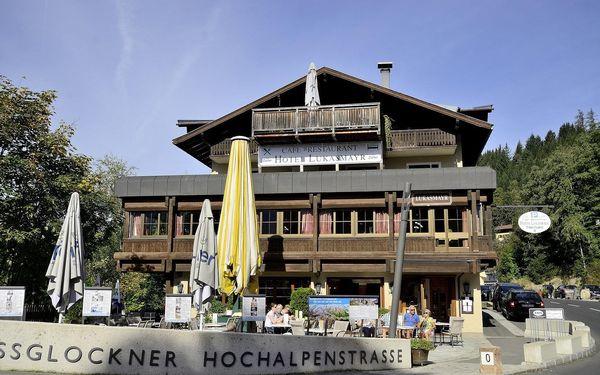 Hotel Lukasmayr, Salzbursko, vlastní doprava, polopenze5