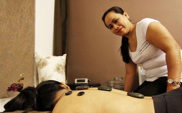 60minutová Royal masáž5