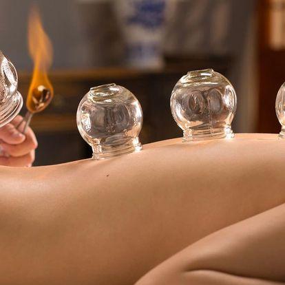 Tradiční baňková masáž, metoda starých čínských mistrů