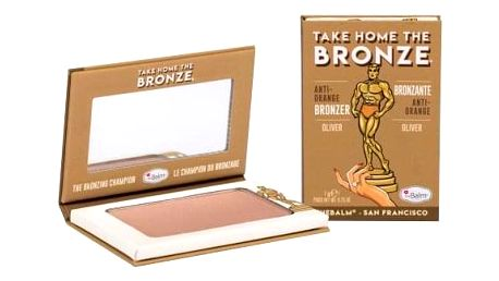 TheBalm Take Home The Bronze 7 g bronzer pro ženy Oliver