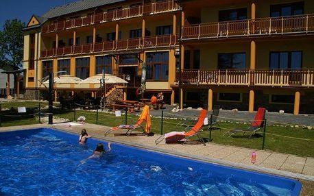 Letní relax v malebné podtatranské obci Štôla, Vysoké Tatry