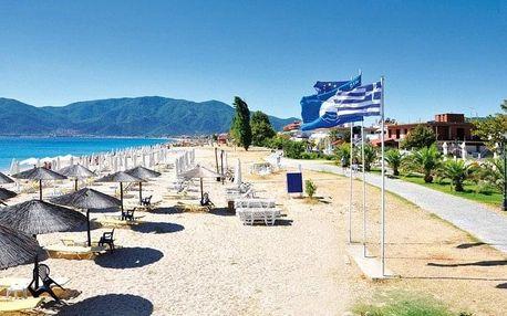 Řecko - Chalkidiki letecky na 8-15 dnů
