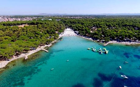 Chorvatsko - Biograd na Moru vlakem na 8 dnů
