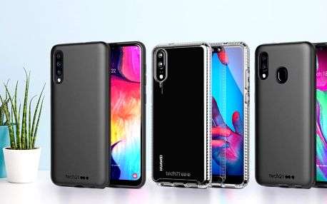 Obaly Tech21 na Samsung a Huawei: 8 modelů