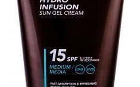 PIZ BUIN Hydro Infusion Sun Gel Cream SPF15 150 ml hydratační opalovací krém na tělo unisex
