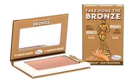 TheBalm Take Home The Bronze 7 g bronzer pro ženy Oliver