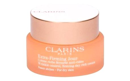 Clarins Extra-Firming Jour Rich 50 ml denní zpevňující krém pro suchou pleť tester pro ženy