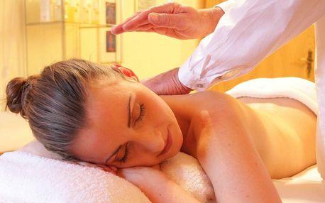 Relaxační masáž z rukou profesionála