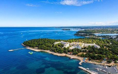 Chorvatsko - Poreč na 10 dnů, polopenze