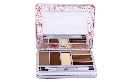 Benefit Brow Zings Pro Palette 11,8 g set a paletka na obočí pro ženy Light - Medium