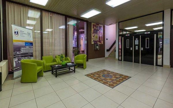 International hotel, Crikvenica, Chorvatsko, Crikvenica, vlastní doprava, polopenze3