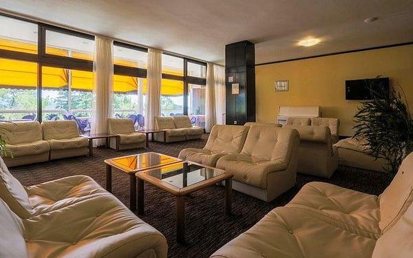 International hotel, Crikvenica, Chorvatsko, Crikvenica, vlastní doprava, polopenze4