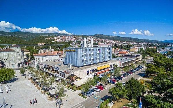 International hotel, Crikvenica, Chorvatsko, Crikvenica, vlastní doprava, polopenze5