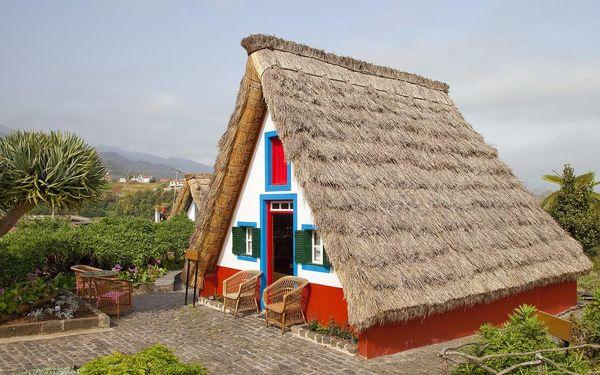 Fly & Drive: Objevte Madeiru!, Madeira, letecky, polopenze2