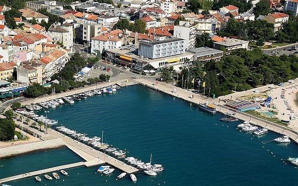 Chorvatsko - Crikvenica na 10 dnů, polopenze