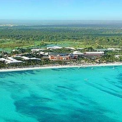 Dominikánská republika - Východní pobřeží letecky na 8-13 dnů, all inclusive