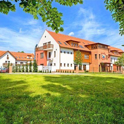 Dunakiliti, Diamant Hotel**** v nádherném prostředí Szigetközu