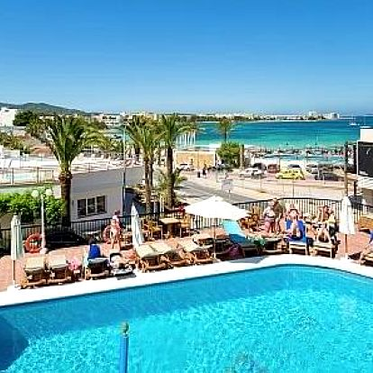 Španělsko - Ibiza letecky na 8-15 dnů, polopenze