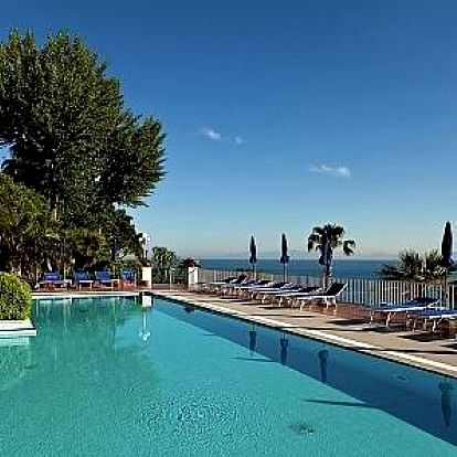 Itálie - Ischia letecky na 8-15 dnů