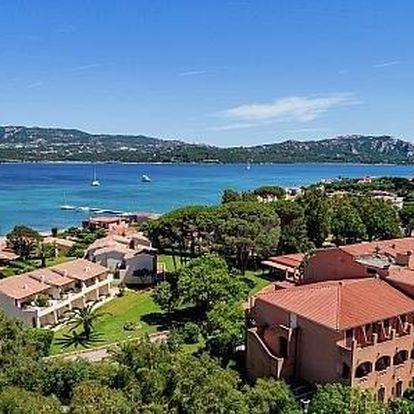 Itálie - Sardinie letecky na 8-15 dnů