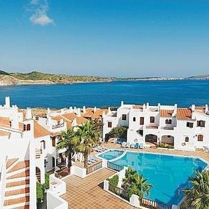 Španělsko - Menorca letecky na 8-12 dnů