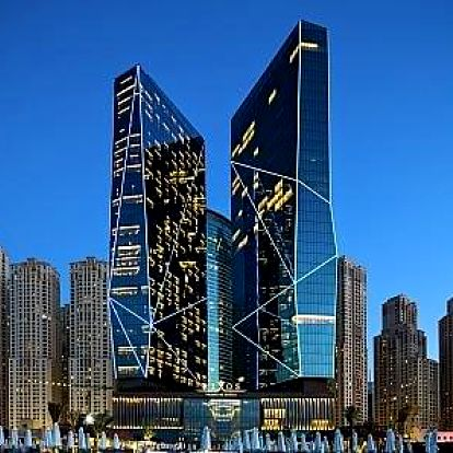 Rixos Premium Dubai, Arabské emiráty