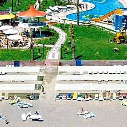 Turecko - Alanya letecky na 8-12 dnů, all inclusive